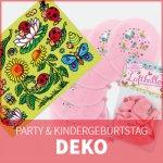 Party & Kindergeburtstag