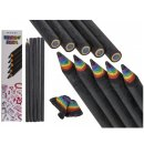 Bleistift - Rainbow 5er Set