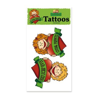 Tattoos - Living Puppets Motiv 4 - Lutz Mauder  44713